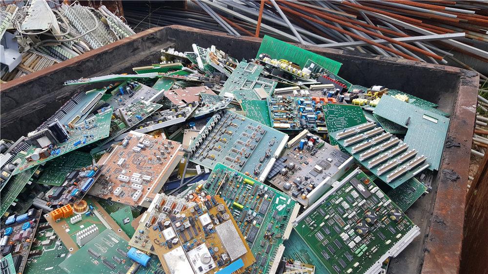 sample printed circuit board disposal