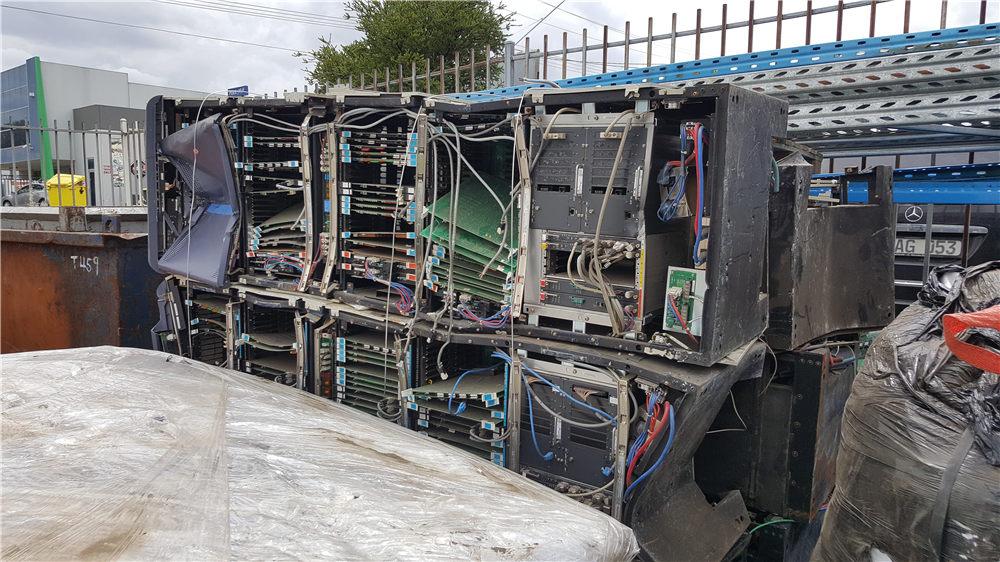 disposal server rack