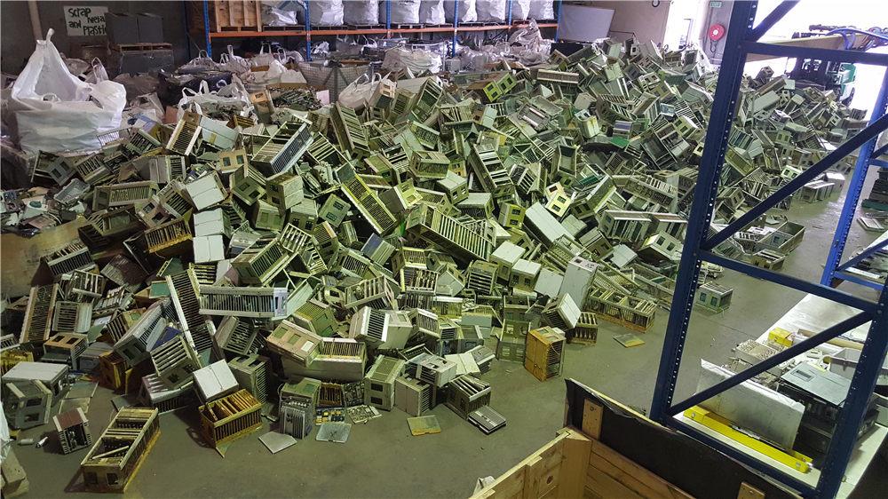 disposal rack