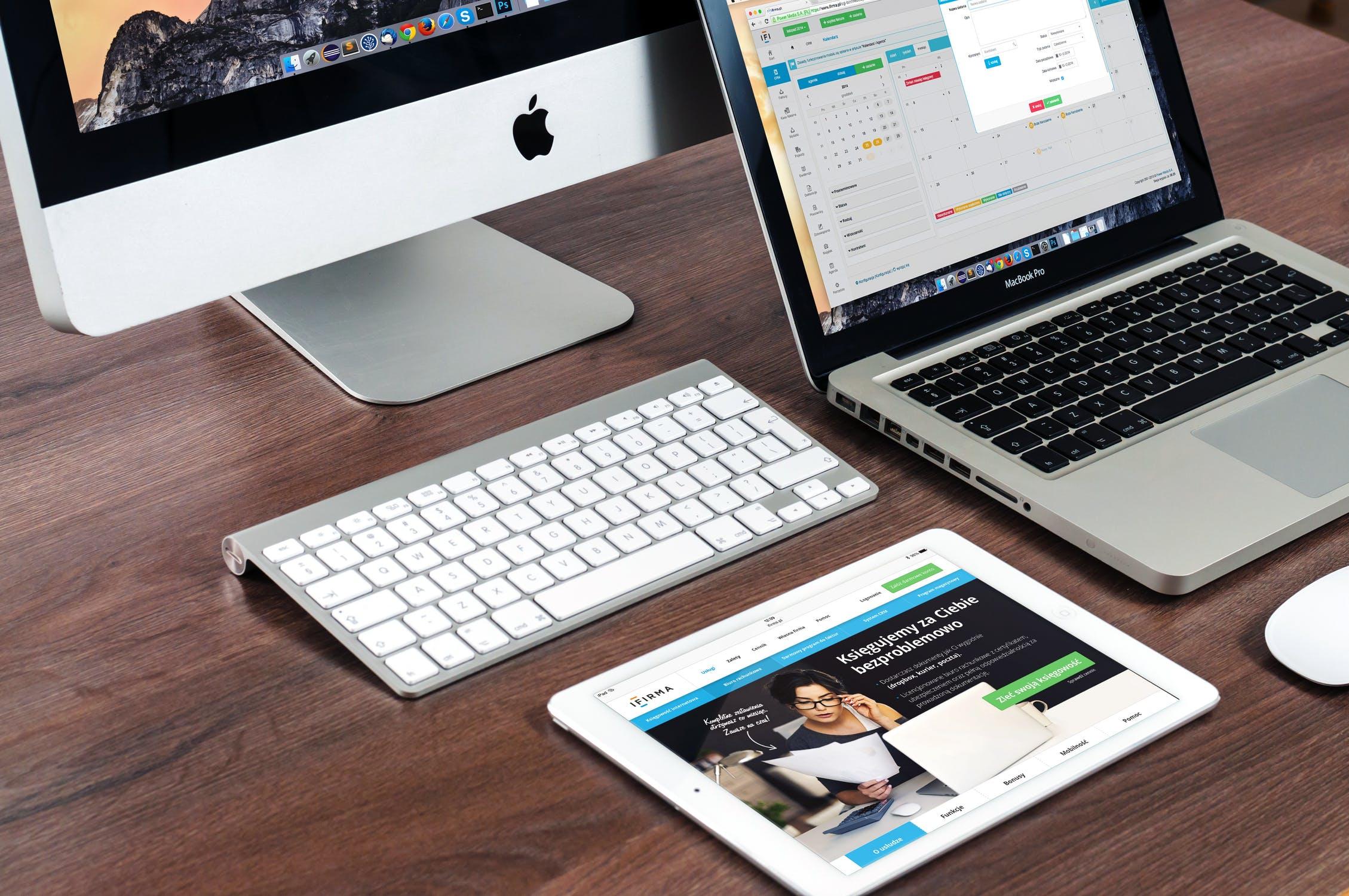 Macbook Apple Imac Computer