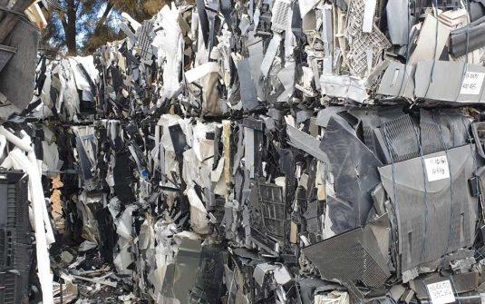 Bulk Plastic Recycling